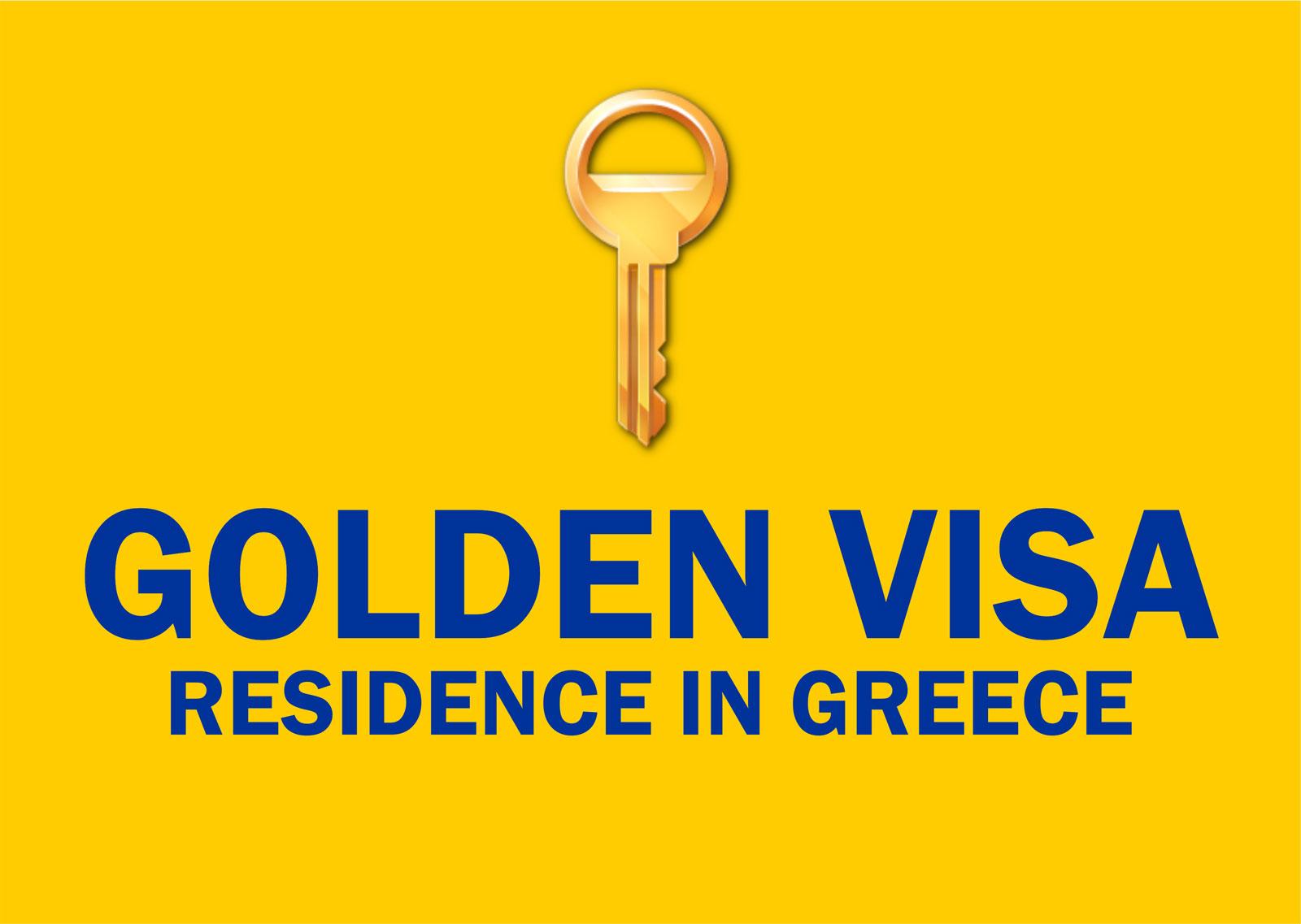 GOLDEN VISA - RESIDENCE IN GREECE